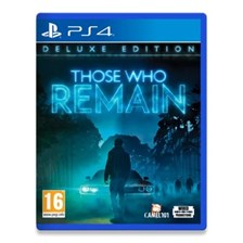 Those Who Remain Deluxe Edition (Gra PS4)