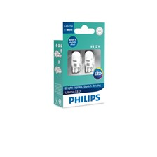 Philips X-Treme Vision Led 360 W5W T10 6000K Duo Phi127996000Kx2
