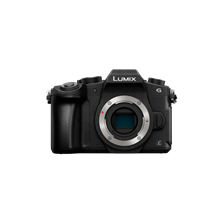 Panasonic Lumix DMC-G80 Czarny Body