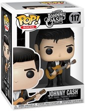 Funko 39524 Pop Vinyl: Rocks Johnny Cash Collectib