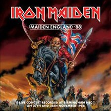 Iron Maiden - Maiden England (CD)
