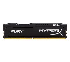 Hyperx Fury 8GB DDR4 3466MHz CL19 Czarna (HX434C19FB28)