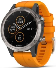 Garmin Fenix 5 Plus Tytan