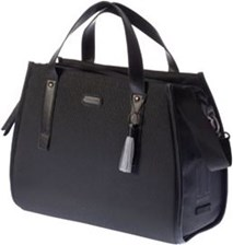 Basil Pojedyncza Noir Business Bag 17L Midnight Black