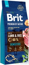 Brit Premium By Nature Sensitive Lamb 15kg