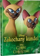 Zakochany kundel (Lady and the Tramp) (Blu-Ray)