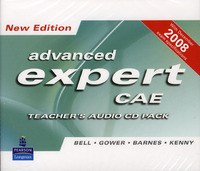 Advanced expert CAE teacher audio CD