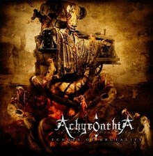 Echoes Of Brutality (CD)