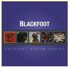 Blackfoot - Original Album Series (CD)