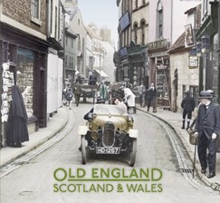 Old England Scotland & Wales
