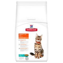 Hill's Science Plan Feline Adult Optimal Care Tuńczyk 2kg