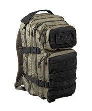 5a4a2df8c3425 plecak taktyczny US ASSAULT PACK SM RANGER GREEN/SCHWARZ