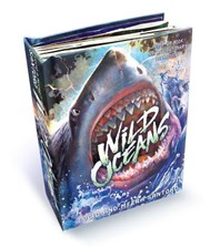 Wild Oceans: A Pop-Up Book with Revolutionary Technology