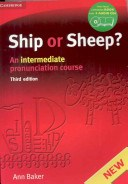 Ship or sheep an intermediate pronunciation course + Cd