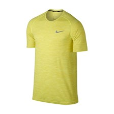 koszulka do biegania męska NIKE DRI FIT MILER TOP SHORT SLEEVE 833591 652