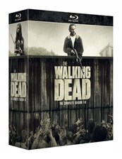 The Walking Dead: 1-6 (żywe Trupy Sezon 1-6 ) Ang