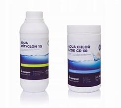 Aqua Antyglon 15 Chemia Do Basenu Na Glony Algi 1l 7044012832 Allegro Pl