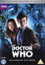 Doctor Who: The Complete Fifth Series (DVD / Box Set)
