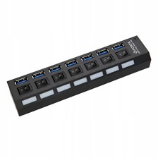 7 port Huby USB Ceneo.pl
