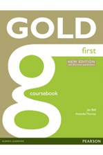Gold First Coursebook
