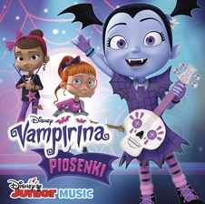 Vampiryna Piosenki soundtrack (PL) [CD]