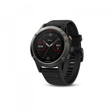 Garmin Gps Multisportuhr Fenix 5 Performance Bundle