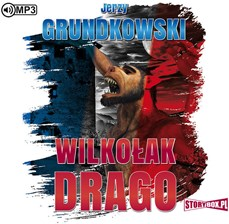 CD MP3 Wilkołak Drago
