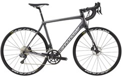 Cannondale Synapse Carbon Disc Ultegra Di2 gray 2017