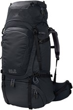 8da7b1c9e2a21 Jack Wolfskin Denali 60 Plecak Kobiety czarny 2019 Plecaki turystyczne