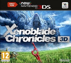 Xenoblade Chronicles 3D (Gra New 3DS)