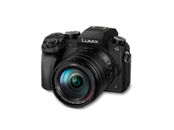 Panasonic Lumix DMC-G7 Czarny + 14-140mm