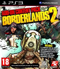 Borderlands 2 Add-On Content Pack (Gra PS3)