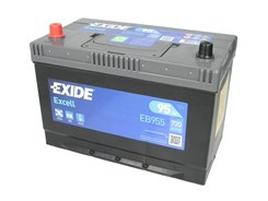 Exide Excell Eb955 - 95Ah 720A L+