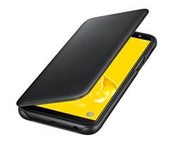 d67f499b54131f Samsung Wallet Cover do Galaxy J6 Czarny (EF-WJ600CBEGWW)