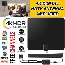 Aliexpress Antena Cyfrowa Hd Tv 120 Mil Zasieg Wzmacniacz Cyfrowy Antena Telewizyjna Dvb T T2 Tdt Tv Anteny Ceneo Pl