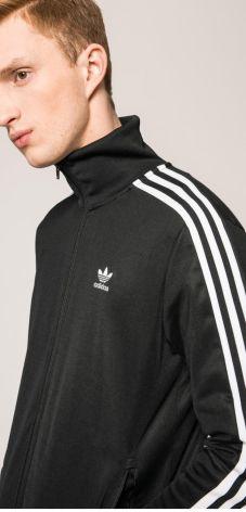 Adidas. CL EMID TTOP KN. Bluza męska czarny roz. M Ceny