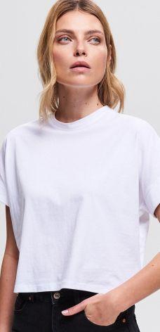 36b34ebd5c70c1 Sklep Reserved - Bluzki i koszulki damskie Reserved - Materiał ...