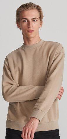 Męska bluza dresowa z nadrukiem Nike Sportswear Czerwony Ceny i opinie Ceneo.pl
