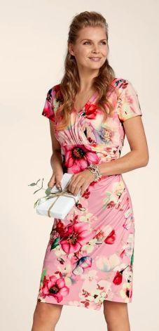 Cellbes Sukienka - jasnoróżowy/w kwiaty