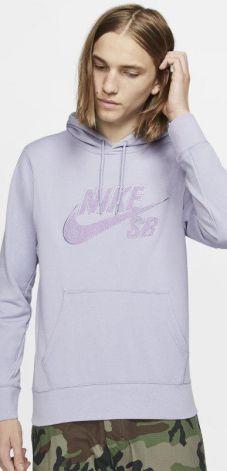 Nike Męska bluza z kapturem do skateboardingu Nike SB Icon Niebieski Ceny i opinie Ceneo.pl