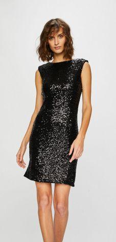 4a4ecec82b Sukienka czarna cekiny - oferty 2019 na Ceneo.pl
