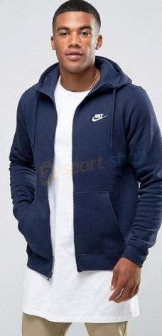 abb04415f Bluza męska Sportswear Hoodie FZ Fleece Club Nike