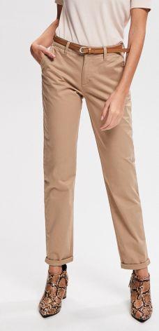 718355235f41b Reserved - Spodnie chino - Beżowy ...