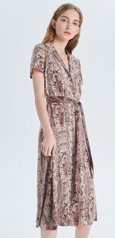 e403d132da Mohito - Tiulowa sukienka maxi w kwiaty - Biały - Ceny i opinie ...