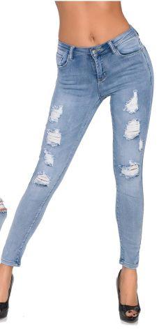 44c987f6 Spodnie bb s jeans Moda damska - Ceneo.pl