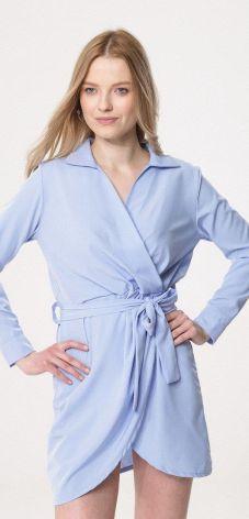 e7a1fd847c Niebieskie Sukienki - Rozmiar ONE SIZE wiosna 2019 - Ceneo.pl