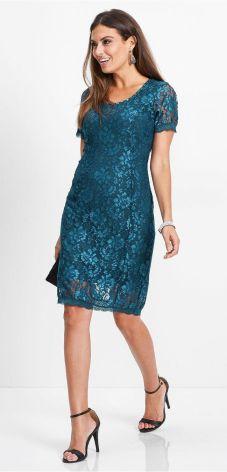 40800a0151855 Sukienka koronkowa Premium Bonprix