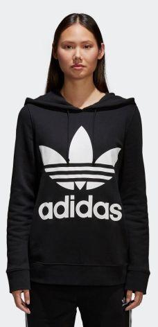 Bluza Adidas Trefoil Hoodie Damska oferty Ceneo.pl