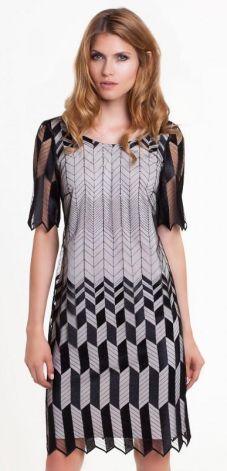 Sukienka z kryształkami Swarovski MORI
