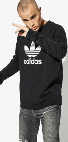 Adidas bluza trefoil Odzież męska Ceneo.pl